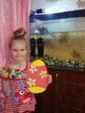 Поделки Виктории Семенцыной подг.гр. Полянка